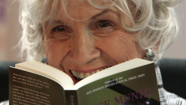 Alice Munro in un'immagine recente